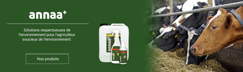 ANNAA+ pour l'agriculture.