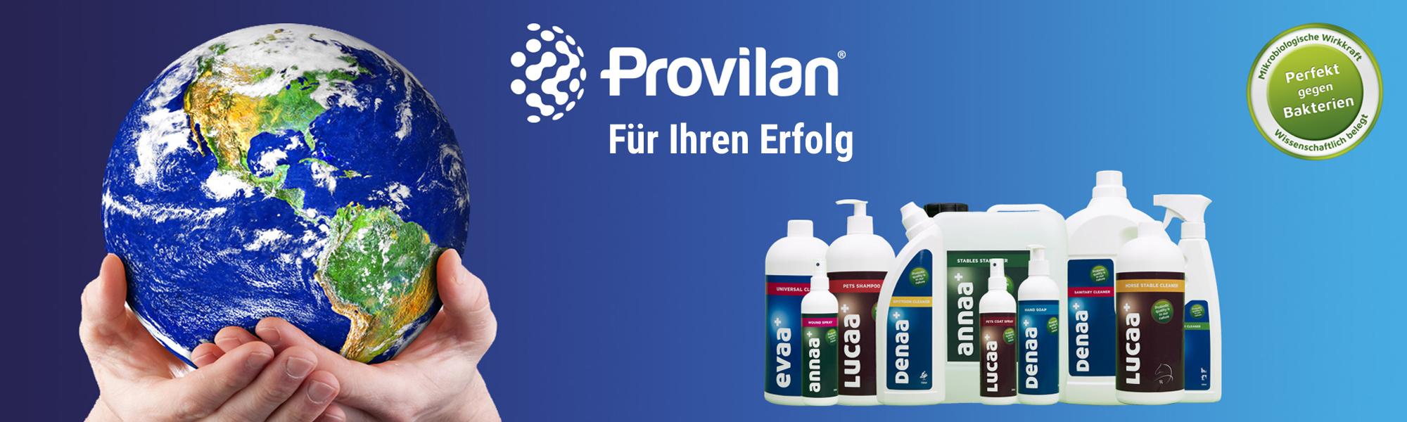 Provilan. Ein erfolgreiches Konzept.