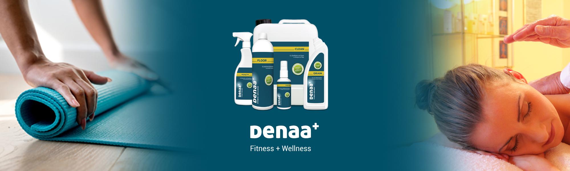 Provilan - le nettoyage le plus sain pour le fitness et le bien-être